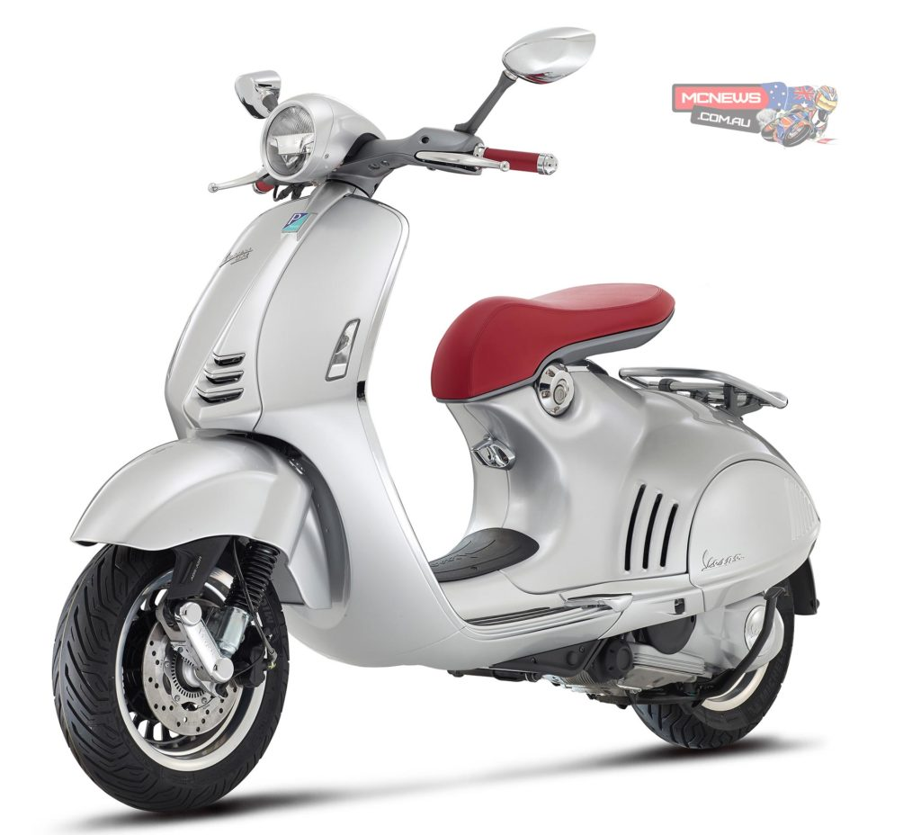 Bellissima Vespa! New Vespa 946 special edition