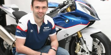 William Dunlop spearheaded Tyco BMW's assault at the 'big three' international road racing events as well as selected national races.
