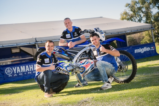 Yamaha Returns to Enduro World Championship