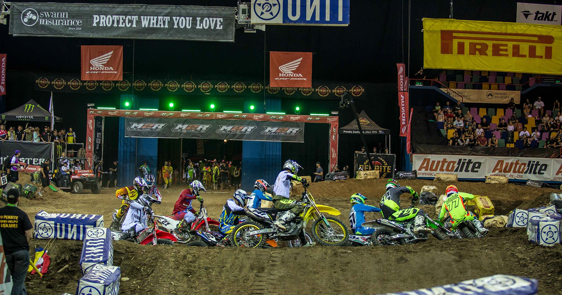 Supercross to air on 7Mate this Saturday - Marc Jones Photography