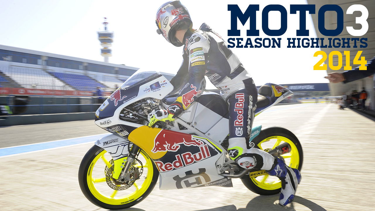 Husqvarna Moto3 Season Highlights Video