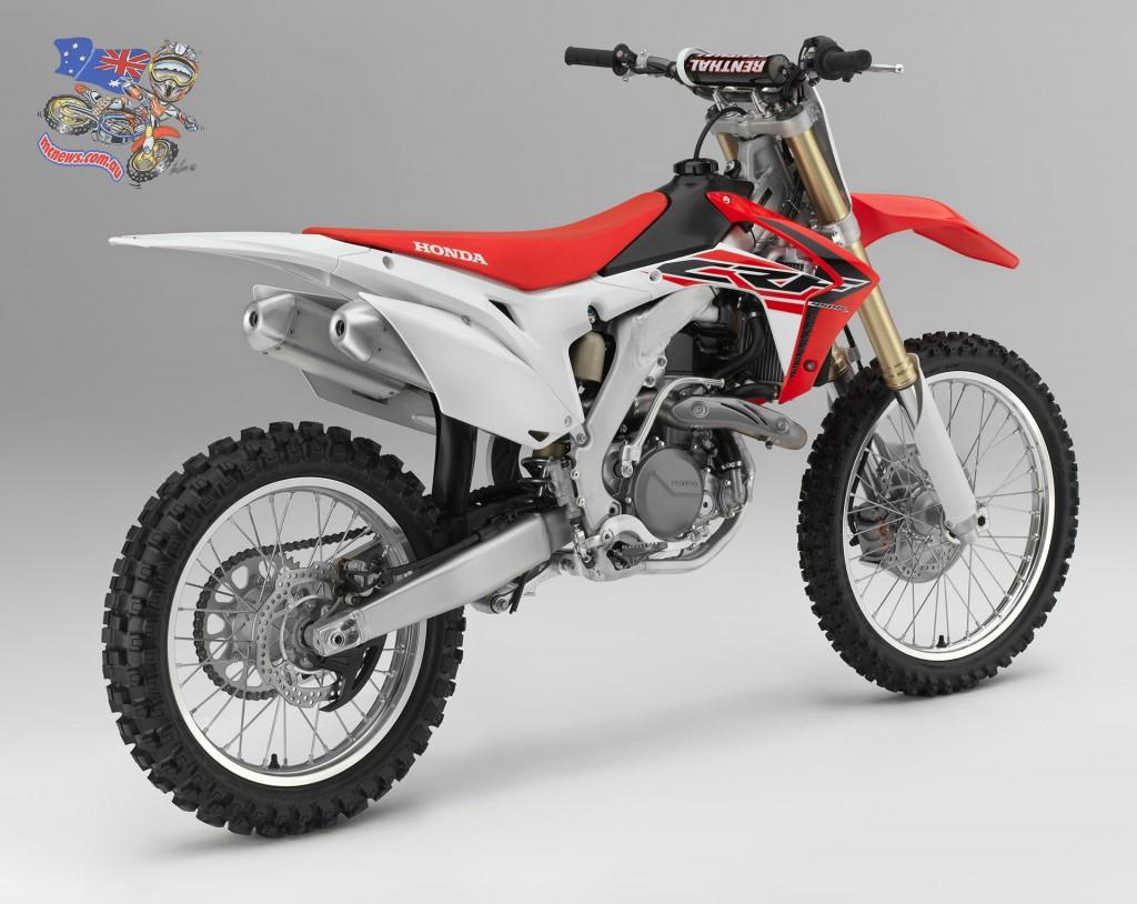 2015 Honda CRF450R