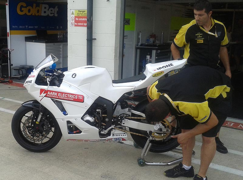 AARK Racing to contest the 2015 World Supersport Championship with Nick Waters