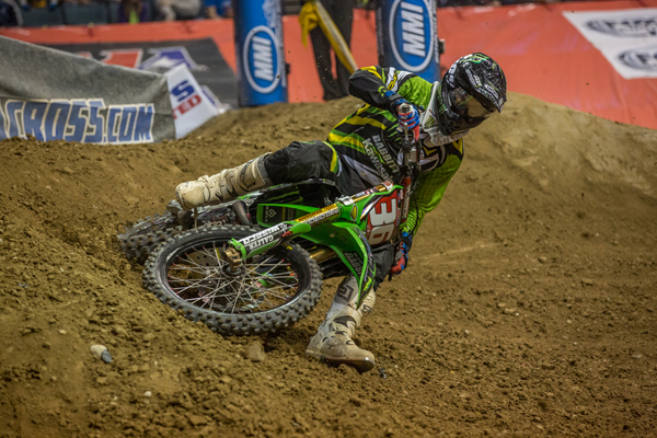 Matt Goerke is in charge of Arenacross