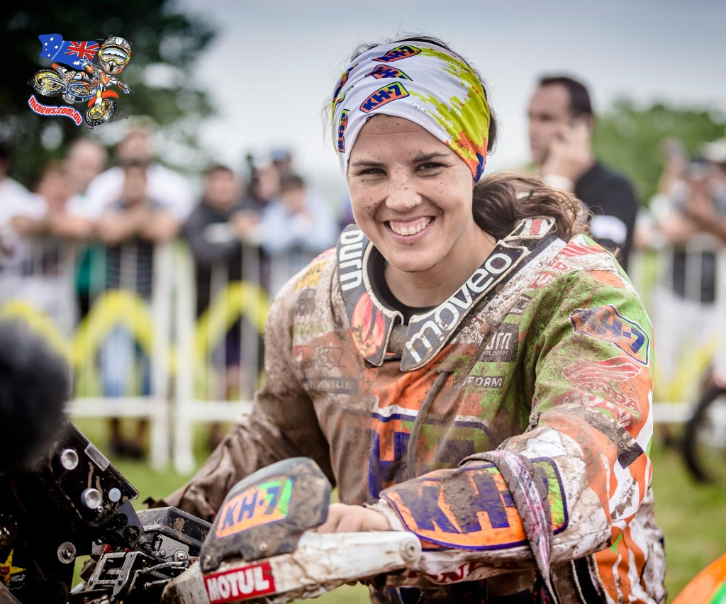 Laia Sanz, one very tough woman for ninth overall at Dakar 2015
