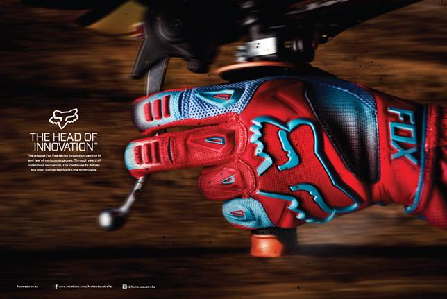 Fox 2015 Pawtector Race Glove $49.95