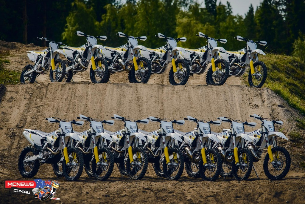 Husqvarna Motorcycles achieve record breaking sales and turnover in 2014