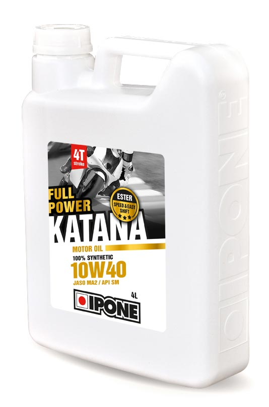 Ipone Full Power Katana 10W40
