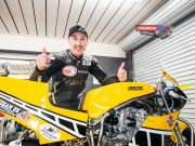 Jeremy McWilliams on pole for 2015 Island Classic International Challenge