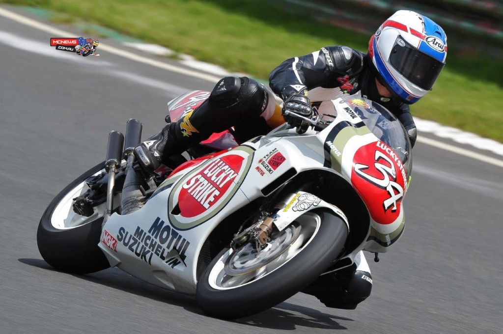 Kevin Schwantz will race in the inaugural World GP Bike Legends at Jerez on 19-21 June.