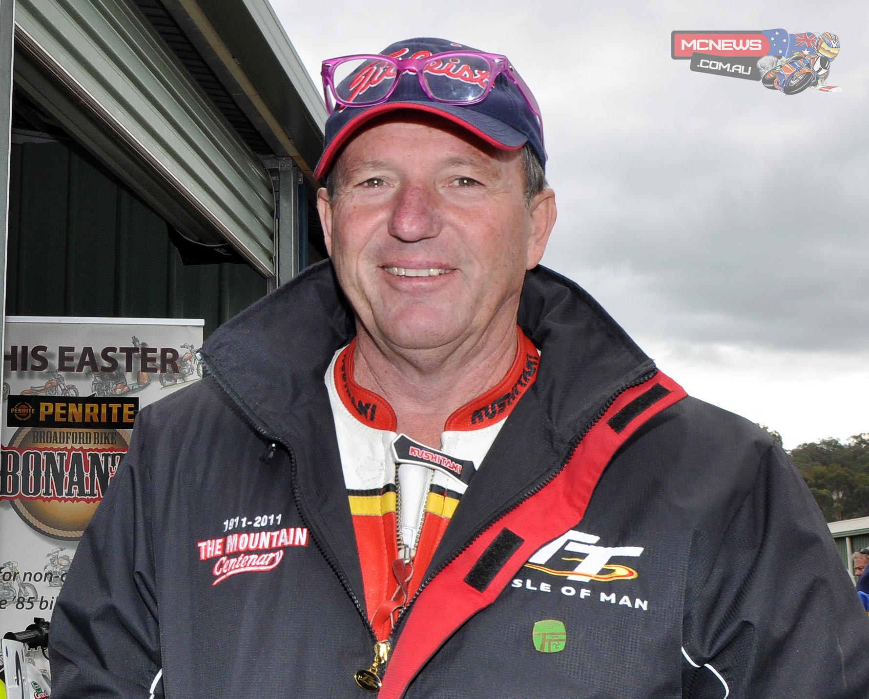 Graeme Crosby to take over NZ team captaincy for this weekend's Island Classic historic bike meet at Phillip Island