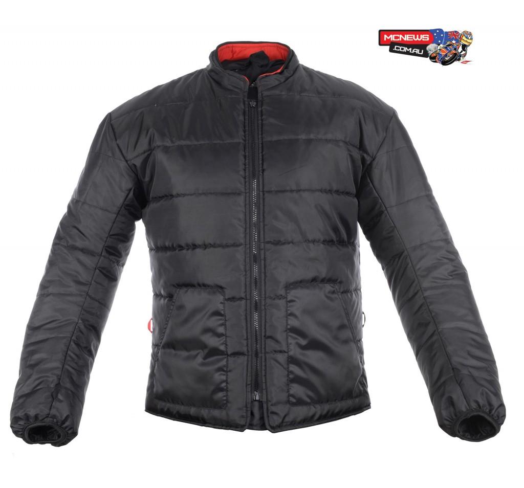Oxford Puffa Jacket Mondial