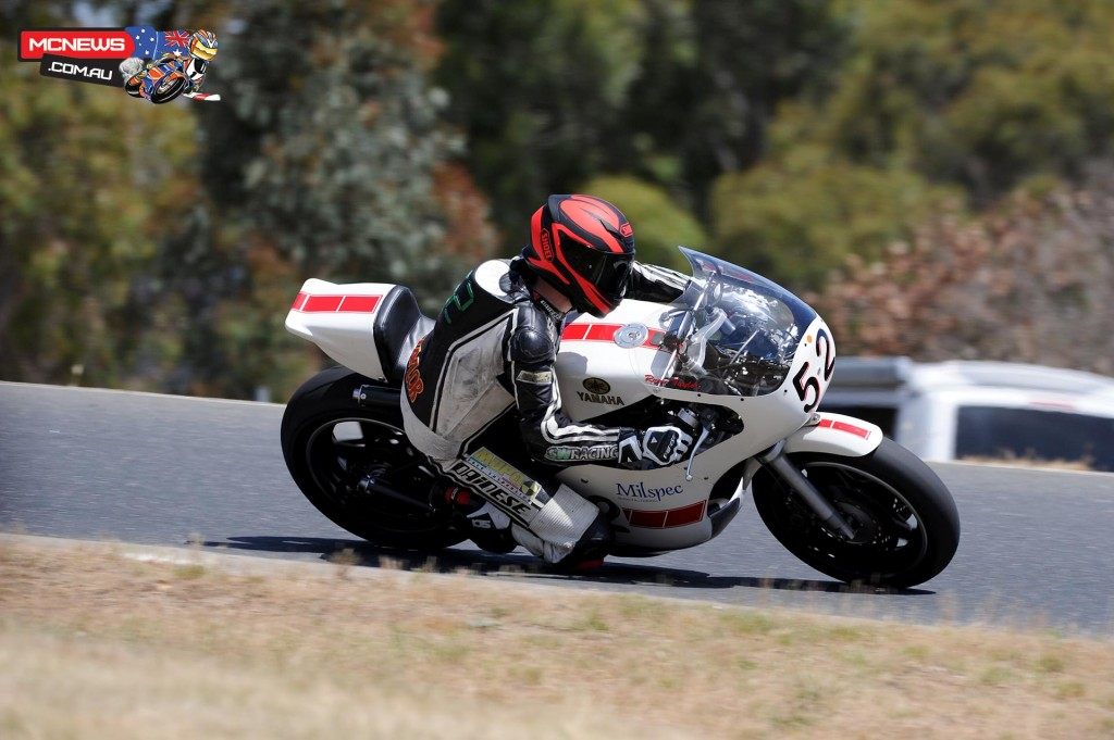 Ryan Taylor will be strong but will the TZ750 last the distance...?