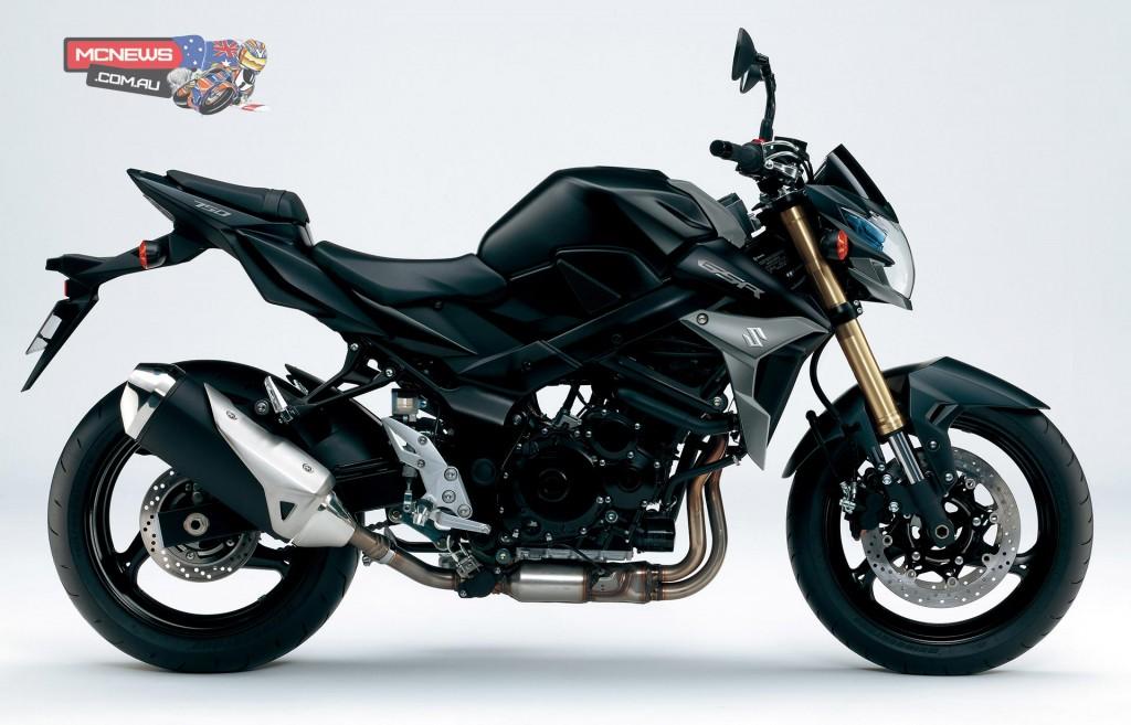2015 Suzuki GSR750