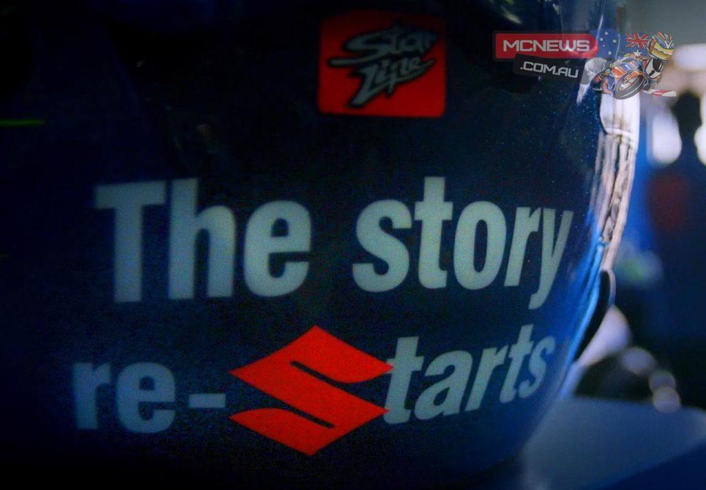 New Suzuki behind the scenes MotoGP Video