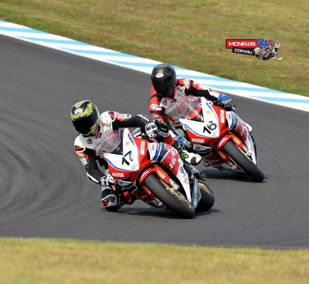 ASBK 2015 Round One Phillip Island Race Two