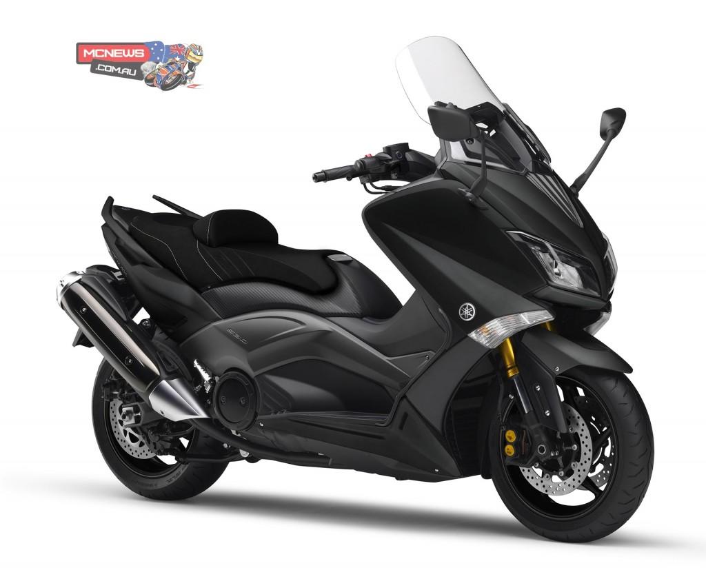 2015 Yamaha TMAX Iron Max