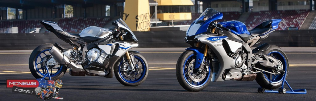 The YZF-R1 will retail for $23,499 while the YZF-R1M will retail for $29,999