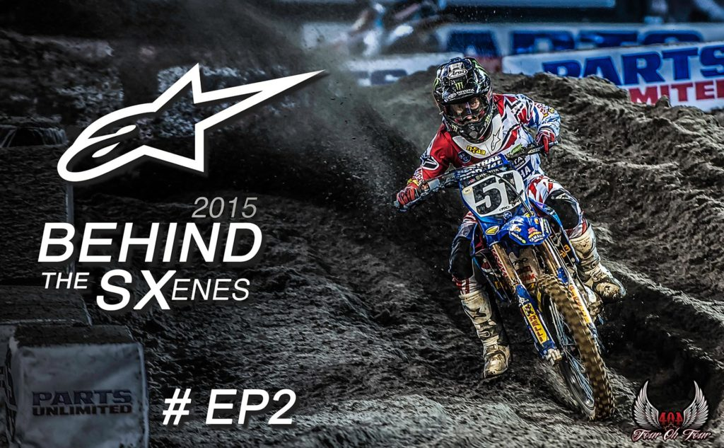 Alpinestars Behind the SXenes #EP2