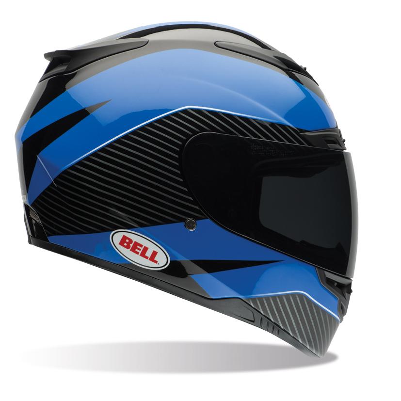 Bell RS1 Gauge Blue-Black