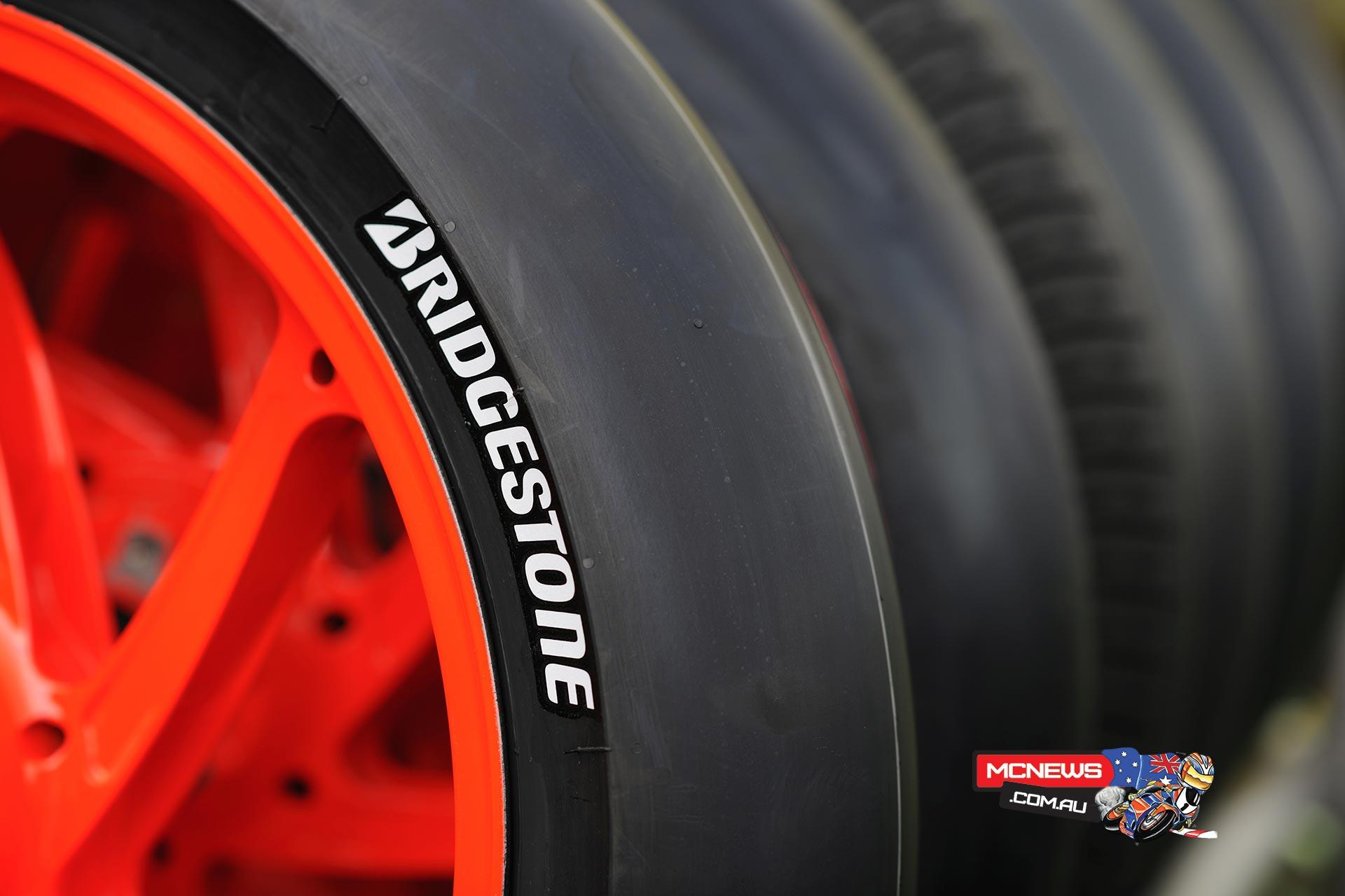 Bridgestone MotoGP