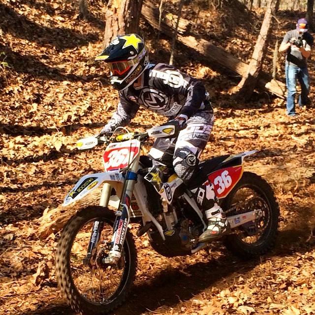 Josh Strang scored a solid top ten at opening round of the AMA National Enduro Championships