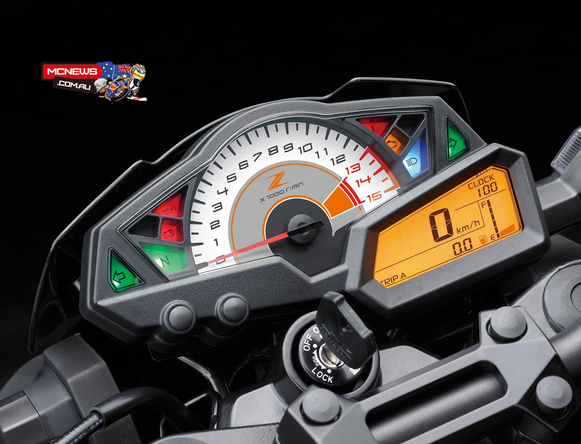 Kawasaki Z300 Abs Ninja 300 Goes Naked Mcnewscomau