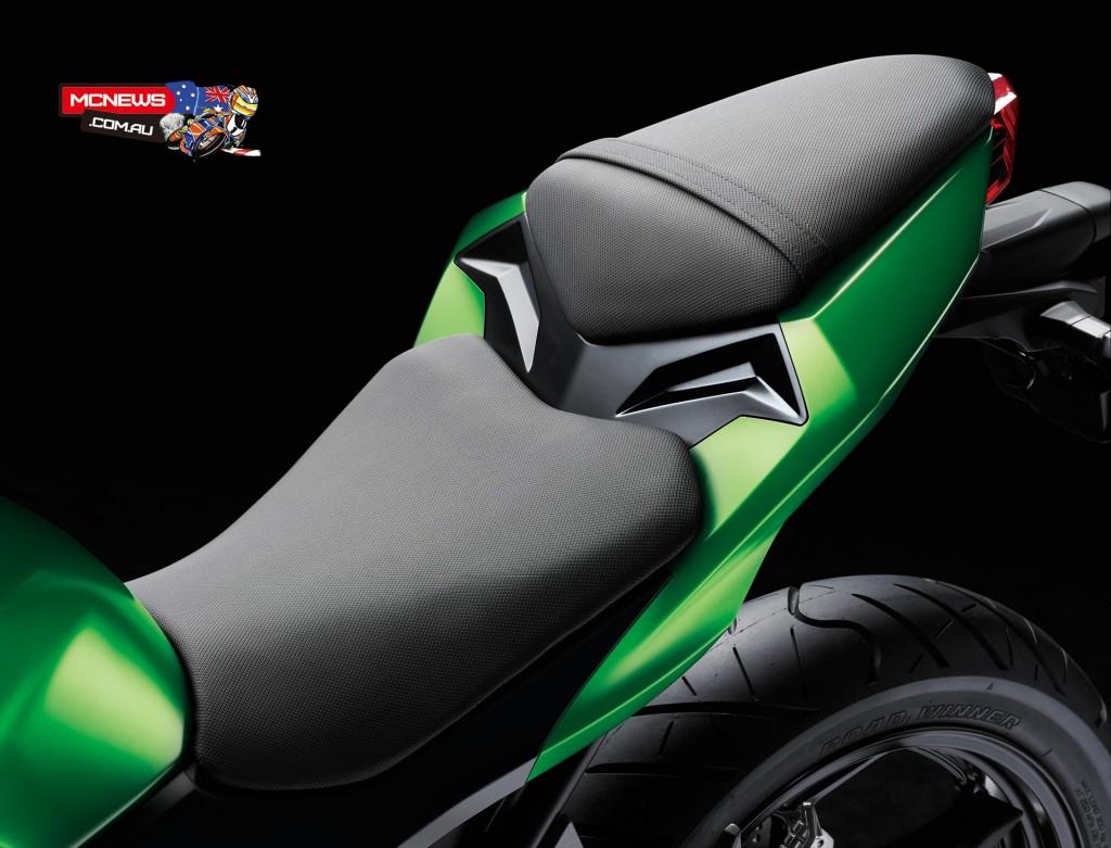Kawasaki Ninja 300 ABS 2015
