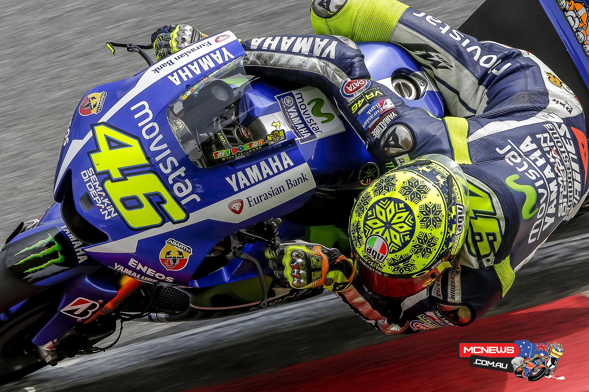 "Valentino Rossi / 6th / 2m00.308 - ""We did a lot of testing today. We tried some forks and especially concentrated on rear grip in acceleration to exit from the corner in the best way. We also continued to work on the gearbox and that still gives a good feeling. We will be ready for tomorrow, because that will be the important day. Tomorrow everybody will be at their maximum for the time attack and they can try to do a long run, so I think tomorrow will be very interesting to understand the pace of all the guys. It will be a good target to be a bit faster than the last test and I think we have to improve the lap times and our pace during the simulation."""