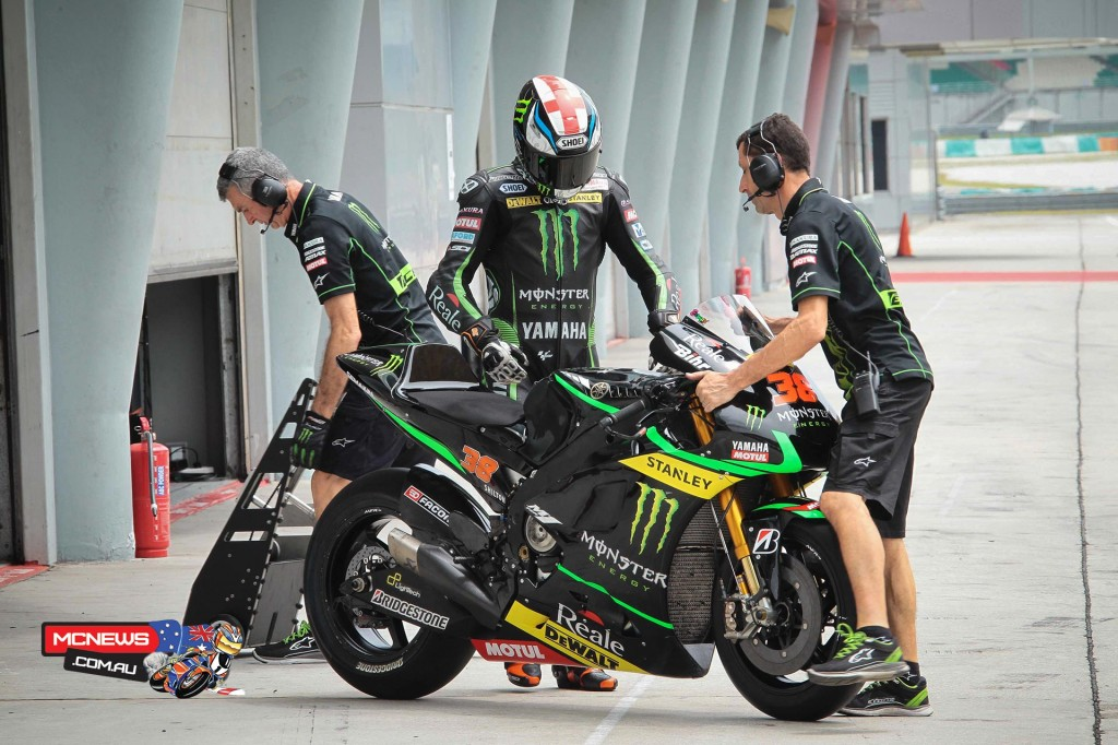 Bradley Smith has been riding with an ankle injury sustained recently in private training and the Englishman was ninth fastest on the timesheet, 1.517s behind Marquez.