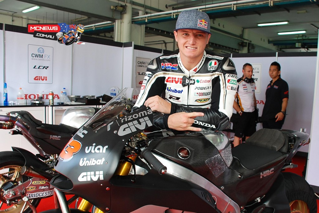 Jack Miller focused on adapting to the Magneti Marelli MotoGP electronics package - the Australian aiming to achieve better performance with traction control and ended day one 19th quickest out of the 30 rider field.