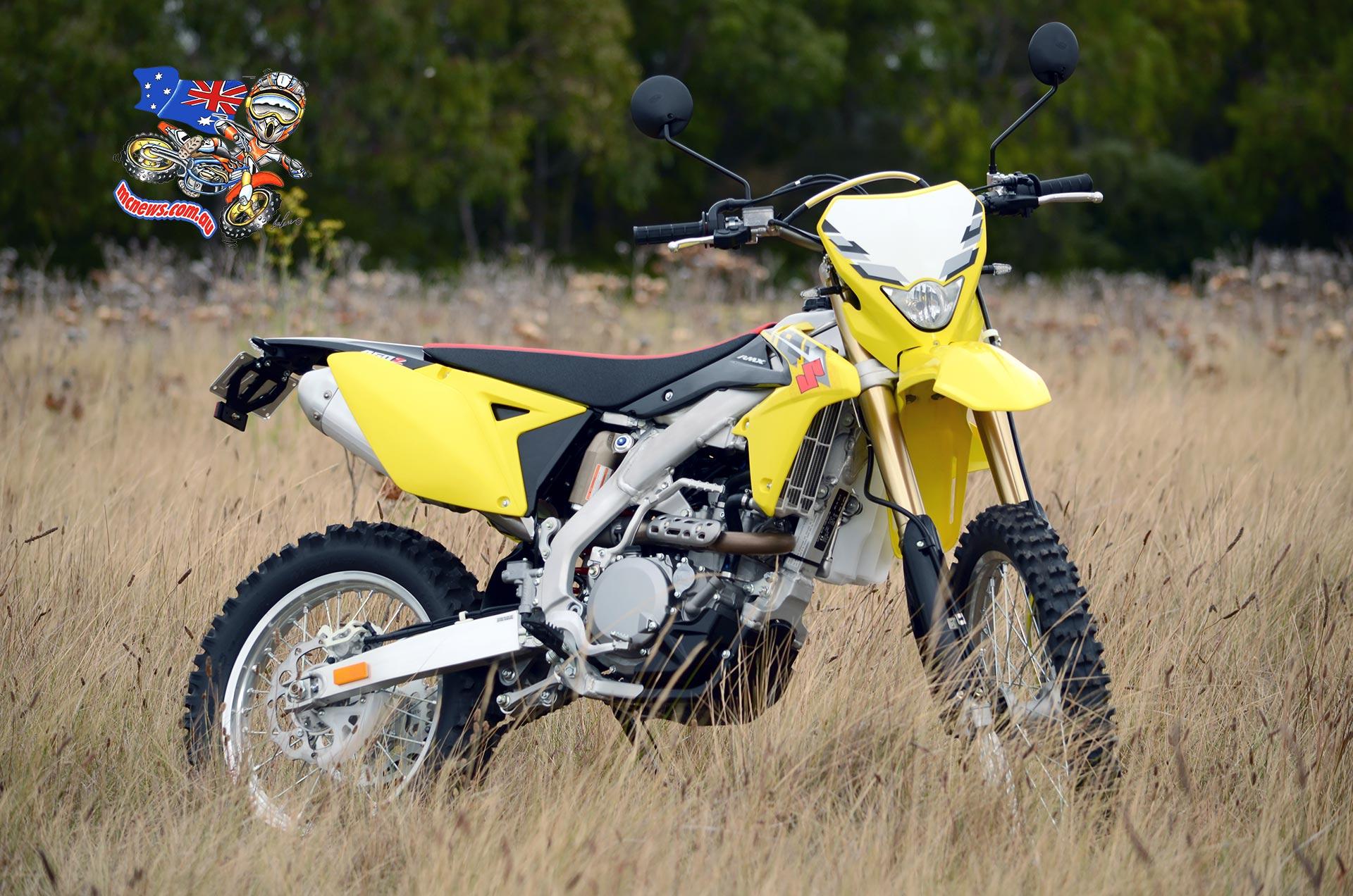 ADR compliant Suzuki RMX450Z out now | MCNews.com.au
