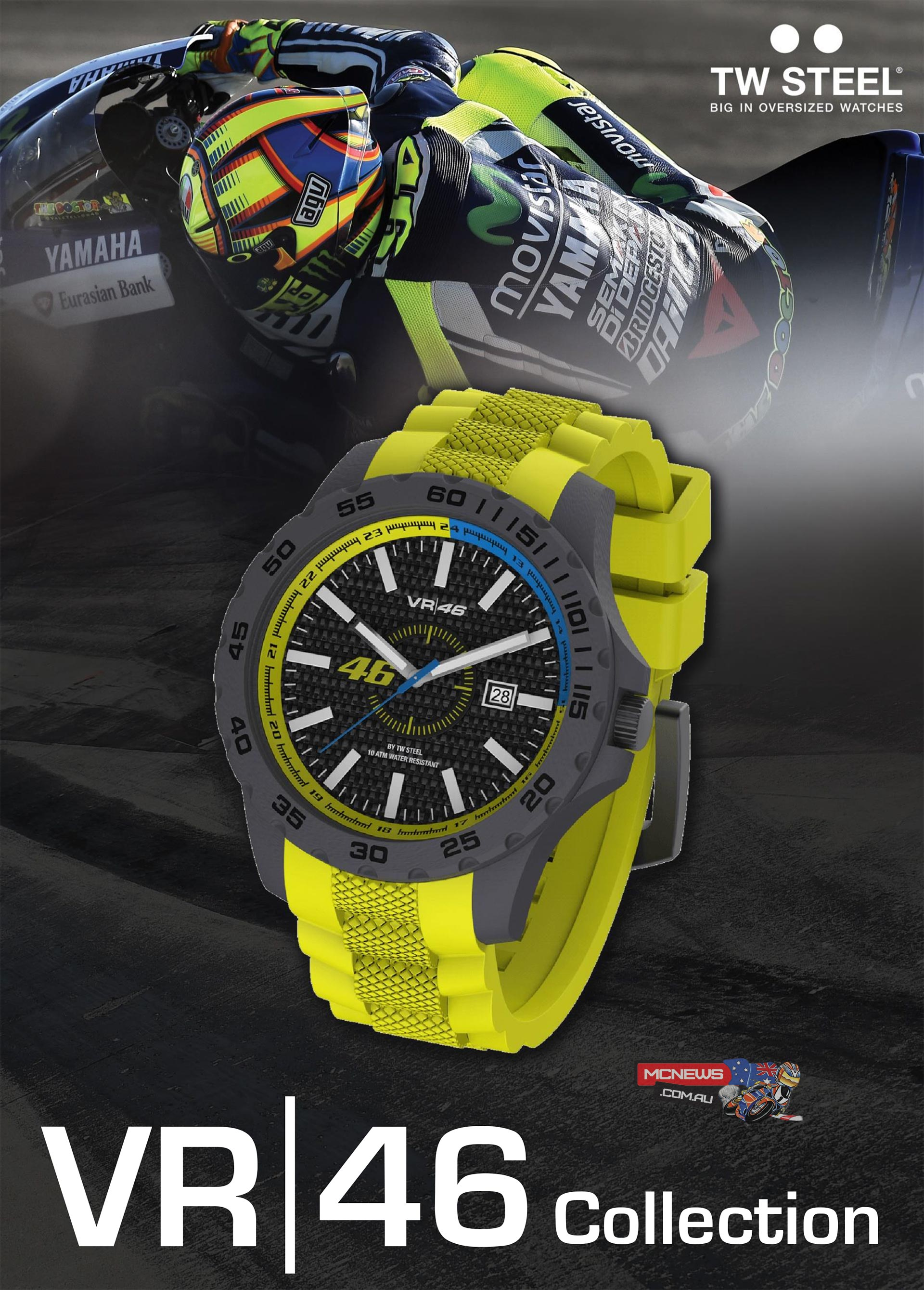 VR|46 'By TW Steel'