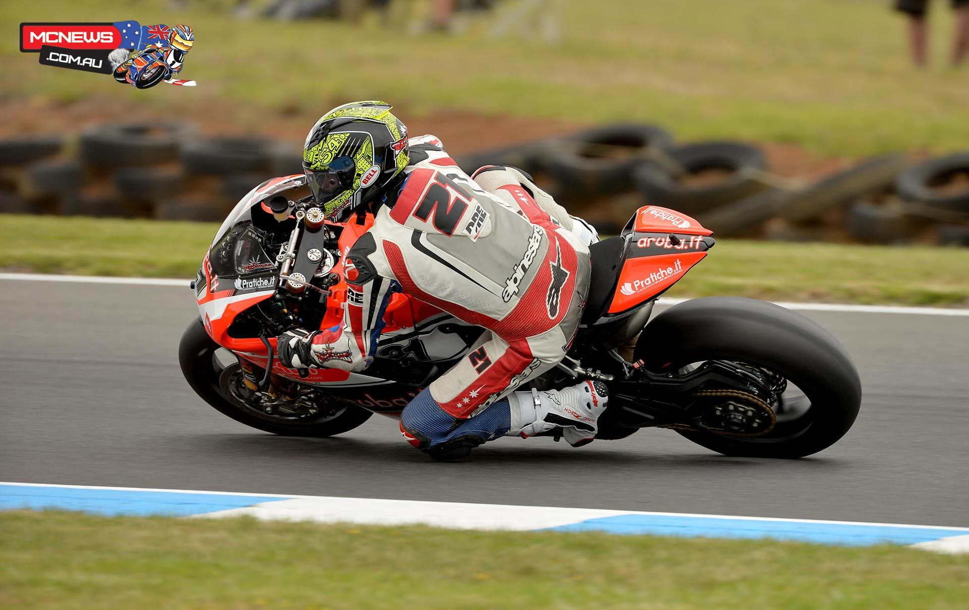 Troy Bayliss Phillip Island 2015