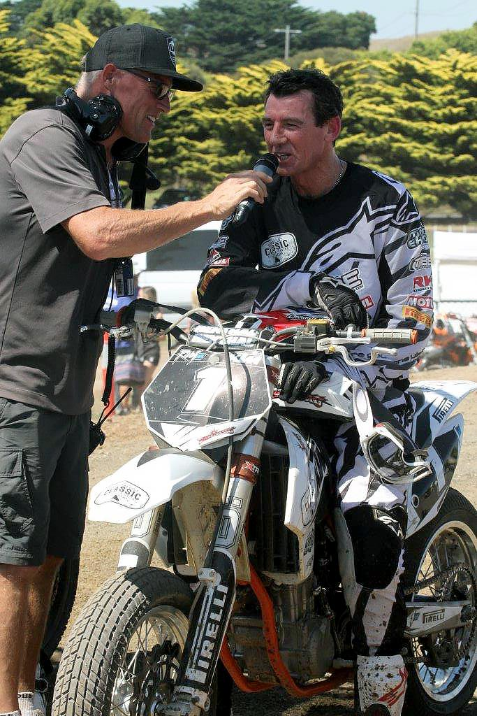 Troy Corser steps in for Troy Bayliss