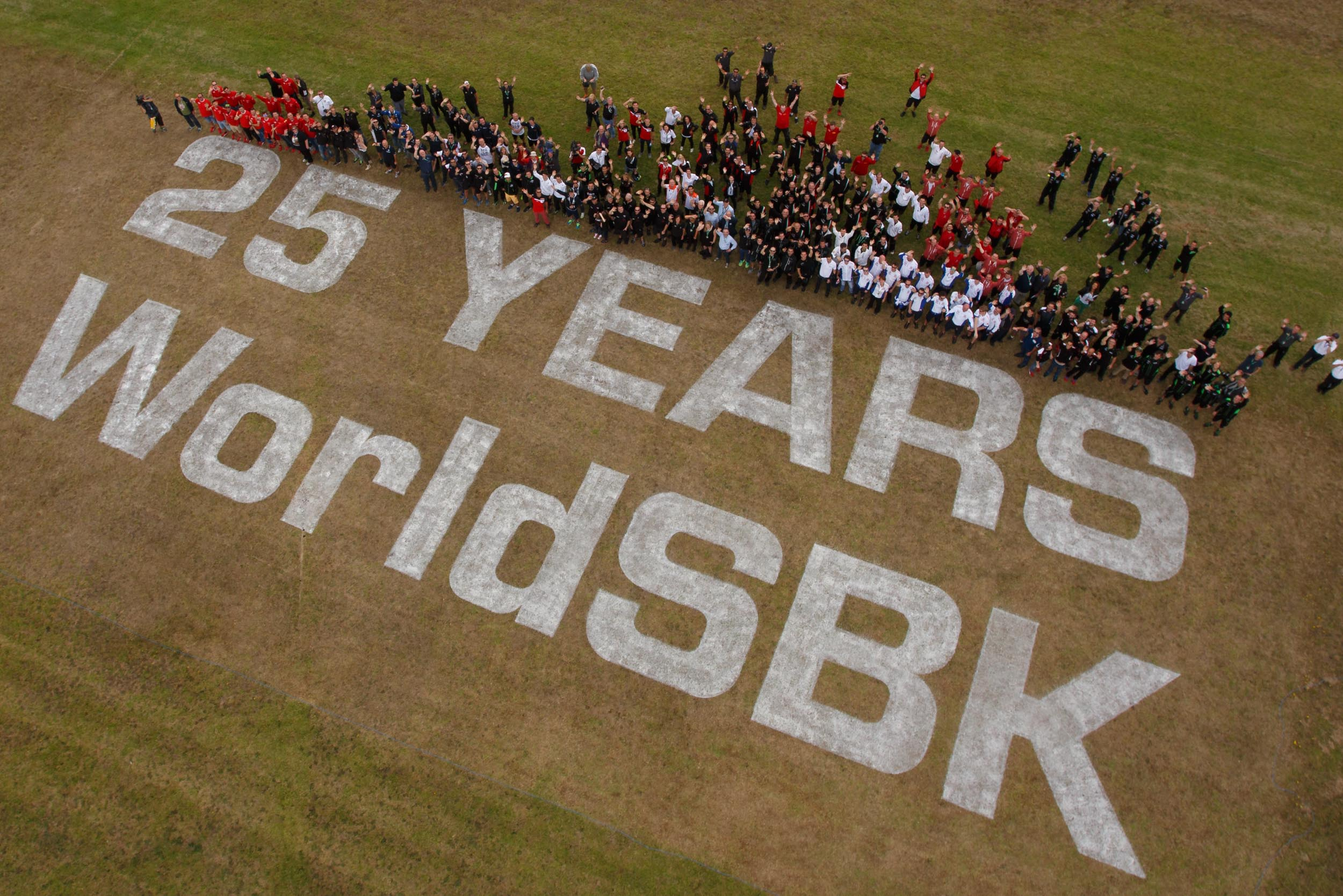 25 years of World Superbike at Phillip Island