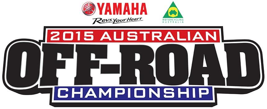 2015 Yamaha Australian Off-Road Championship (AORC)