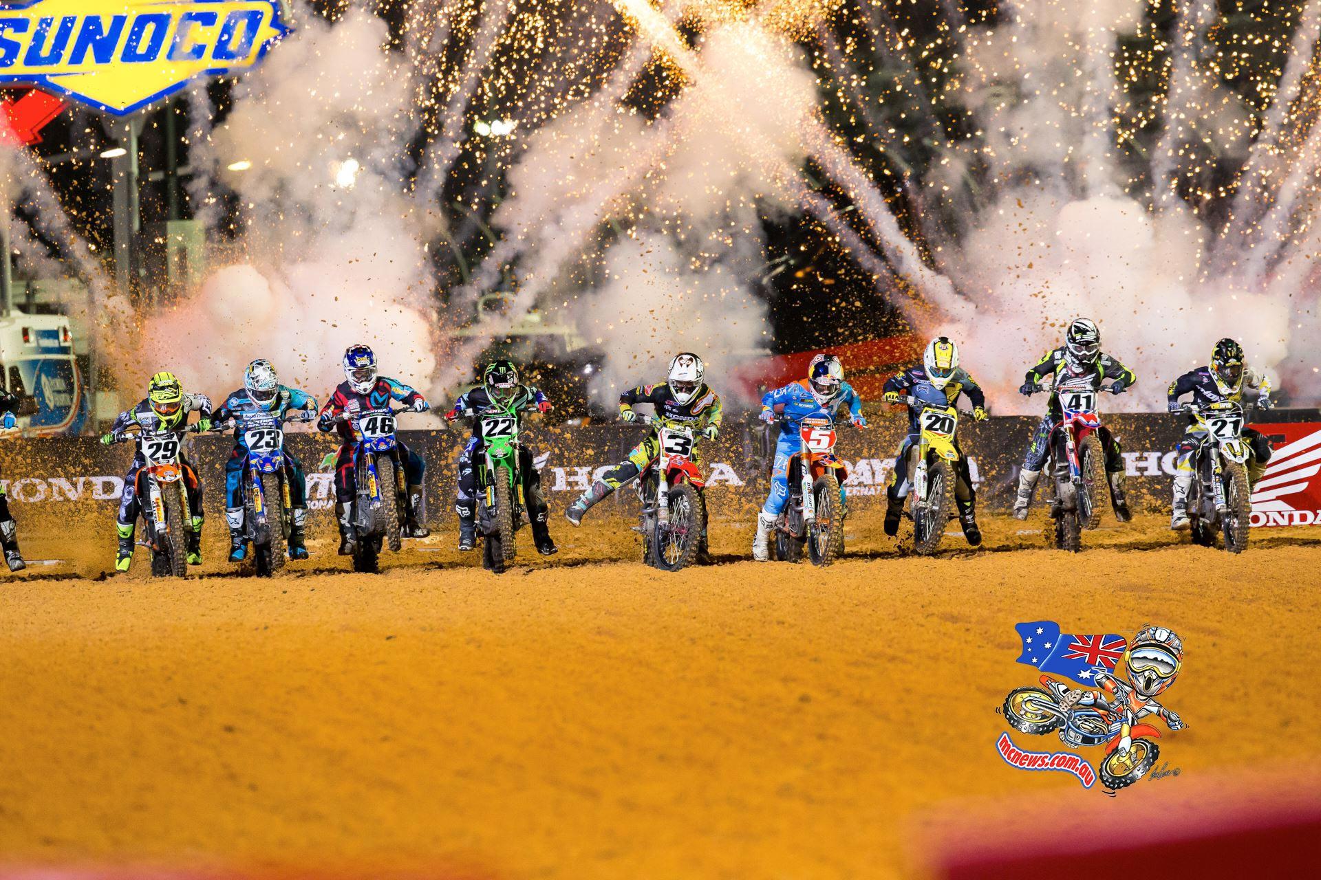 AMA Supercross 2015 Daytona