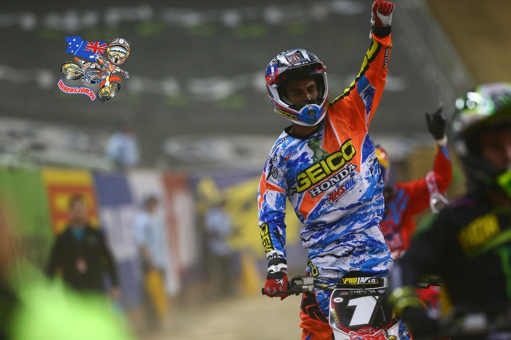 Justin Bogle Dominated 250SX Class with First Win of the Year