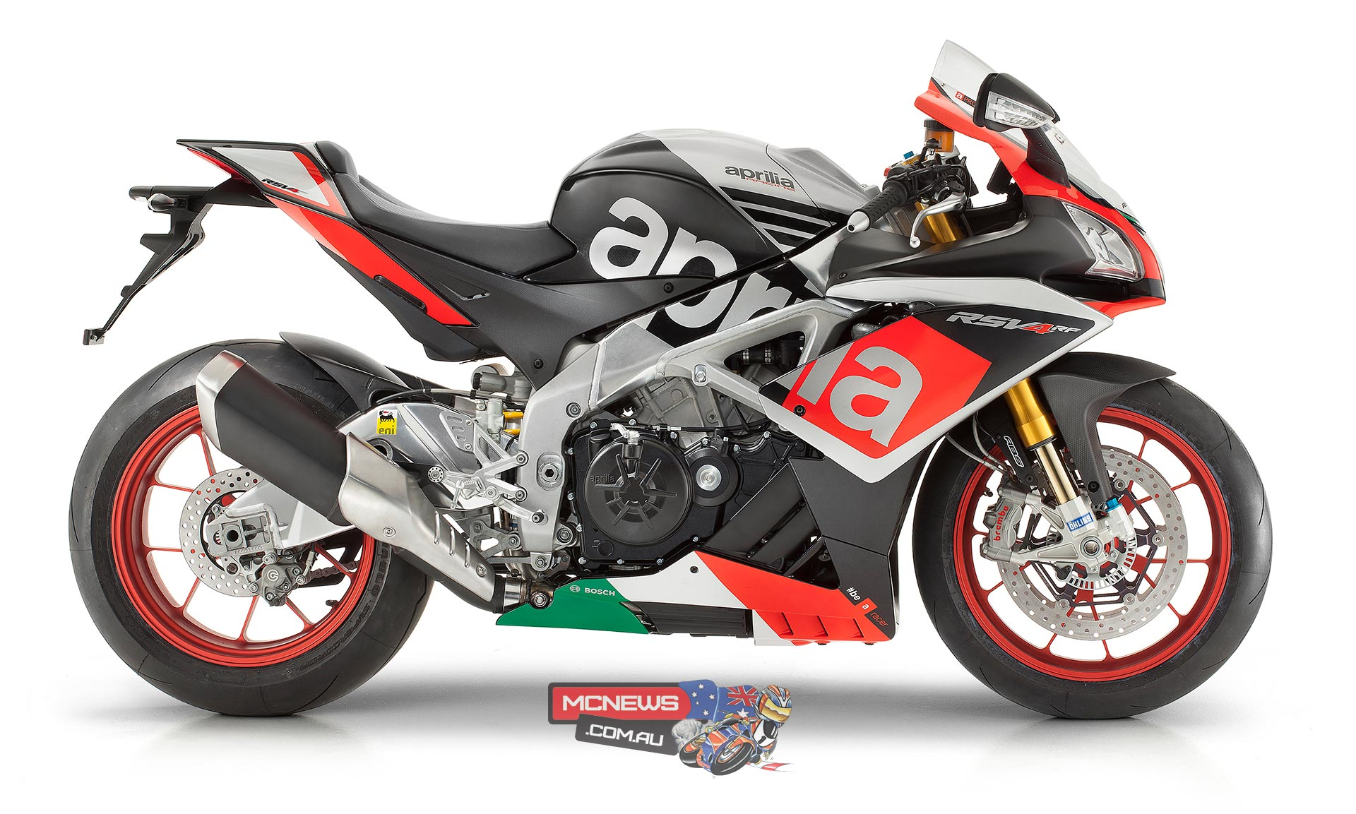 Aprilia RSV4 RF Superpole Limited Edition