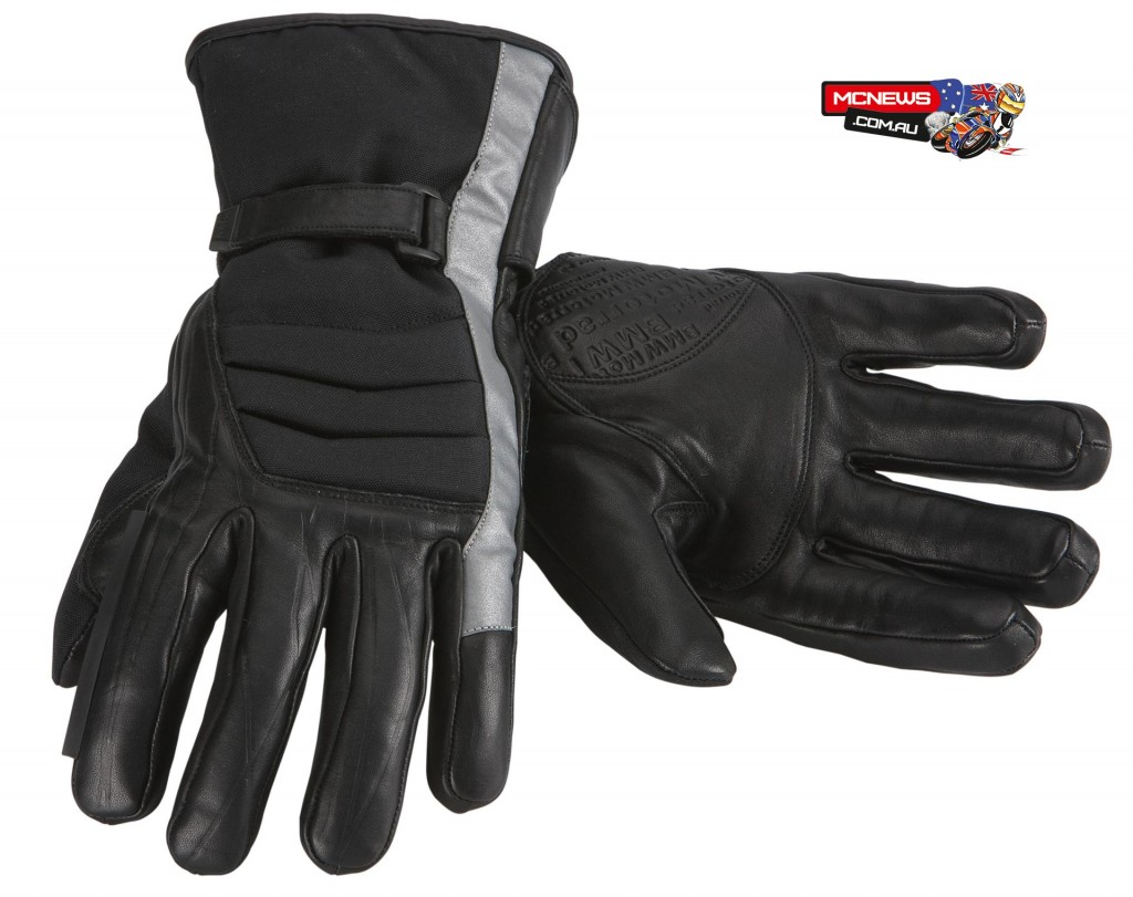 The Allround glove is the ideal lightweight-touring glove and is valued at $125. It is wind and waterproof with a fully breathable membrane that makes for riding comfort in all conditions.