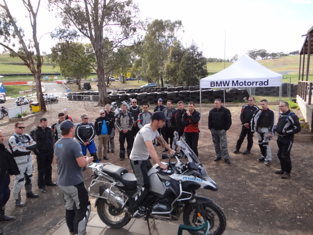 BMW Motorrad Off-Road Training