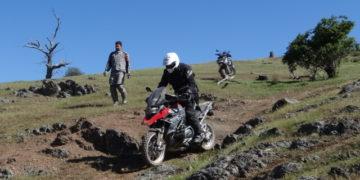 BMW Motorrad Off-Road Training