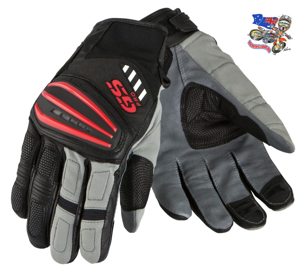 The Rallye glove, valued at $130, is the perfect off road glove with ventilation and protection in the correct places.