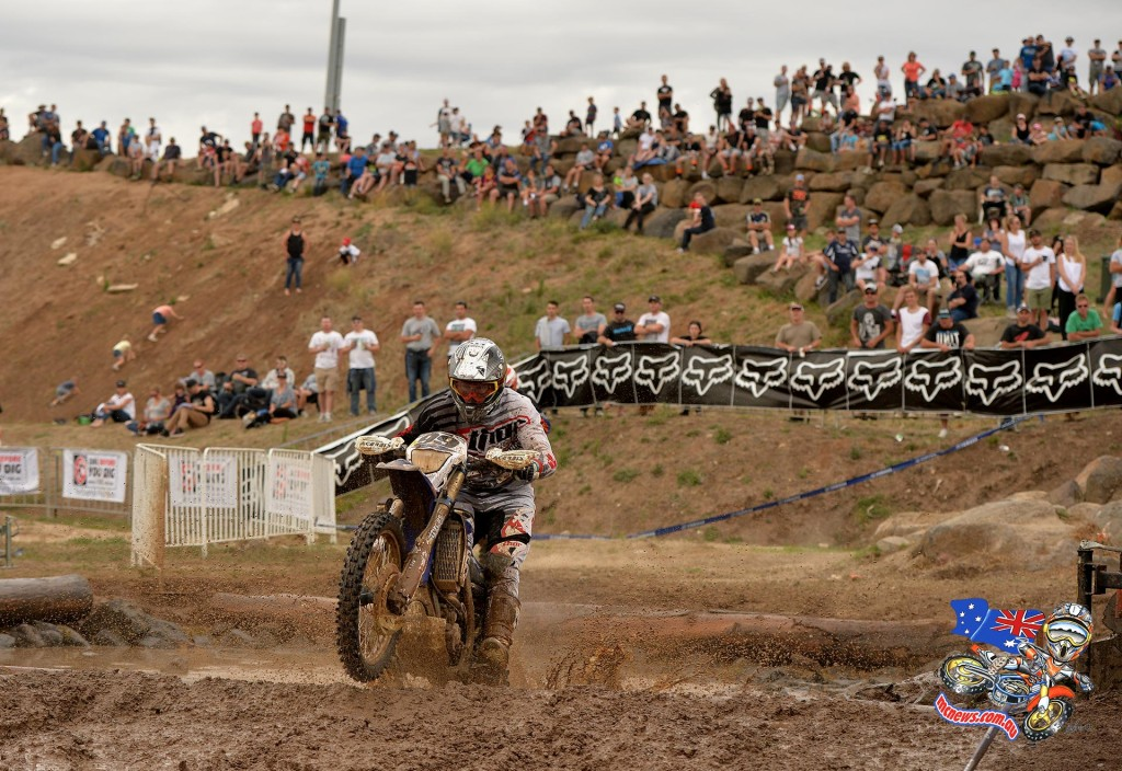 Josh Green finished second overall to Mike Brown in the 2015 Enduro-X Nationals Championship
