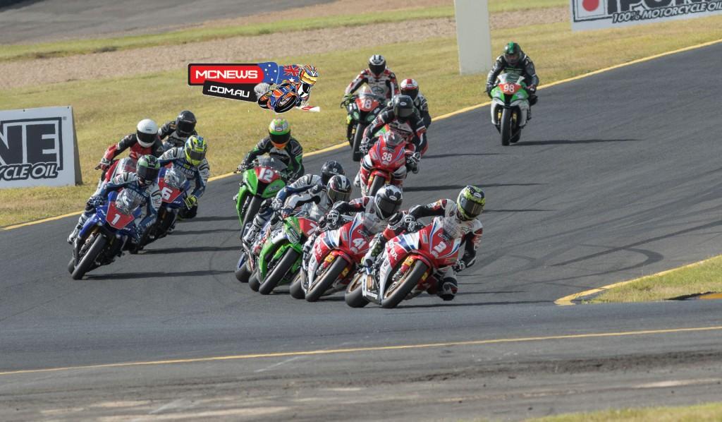 Swann FX-ASC Sunday Race Two