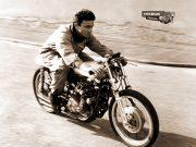 Franco Farnè 1966 Ducati four-cylinder 125 GP