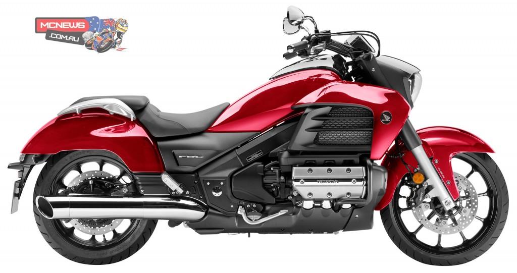 Honda Valkyrie Gets 40th Anniversary Treatment