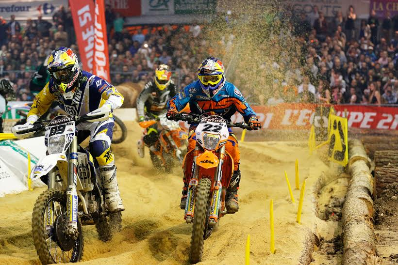 Jonny Walker won the final SuperEnduro round