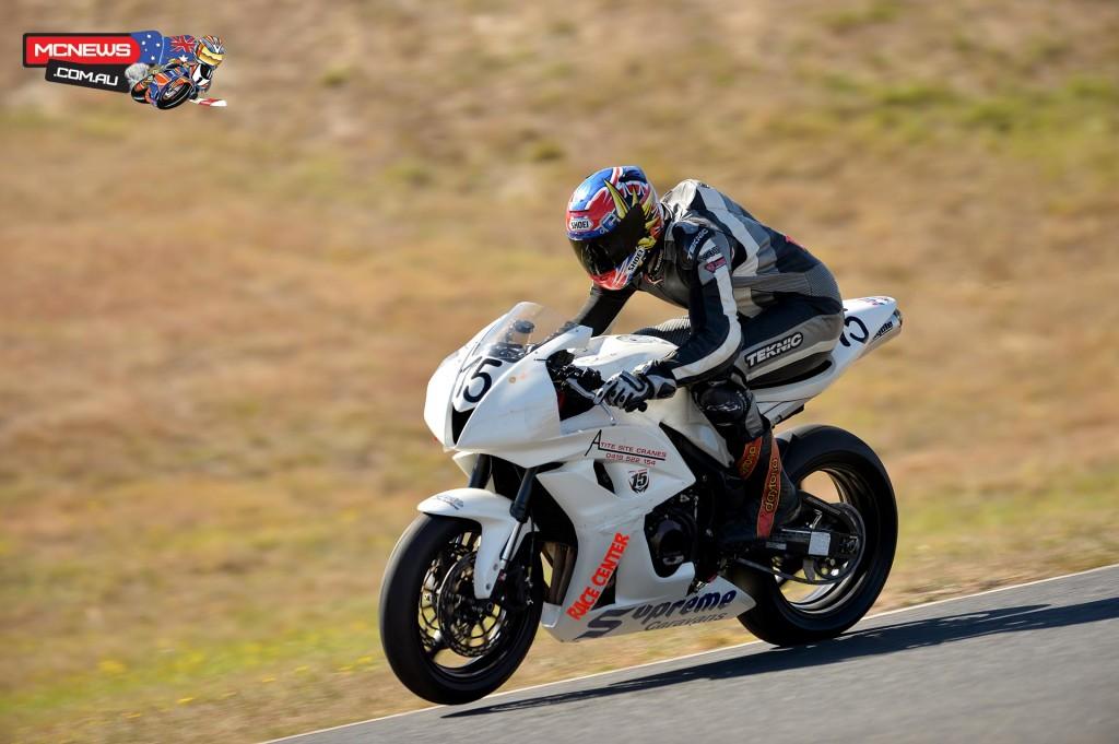 Lincoln Sutherland - Pirelli Road Race Series